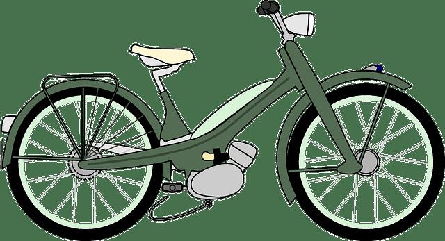 VTC électrique vert