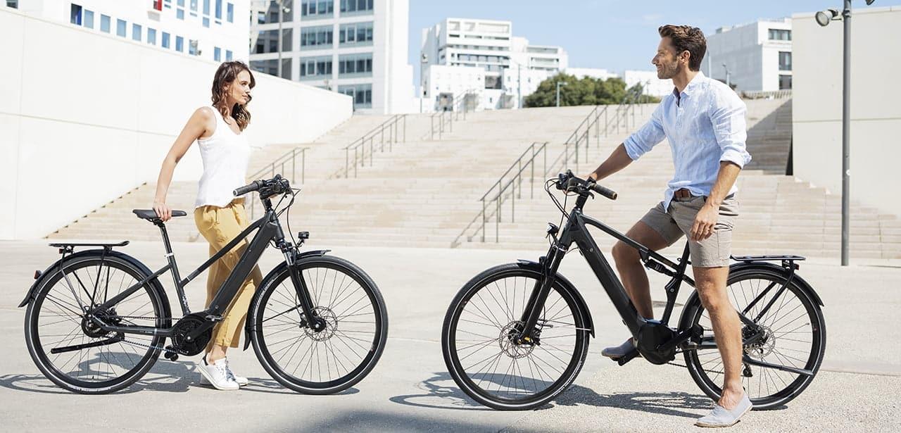 vélo tout chemin electrique