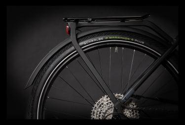 roues CUBE KATHMANDU HYBRID EXC 625 SHIMANO DEORE XT 12V 625 NOIR GRIS 2021 noir