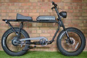 Présentation du vélo à assistance électrique Super 73 SG