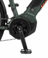 fiche technique du vélo électrique Winora Yucatan I9 Men Shimano Alivio/Altus 9V 500 Wh 700 mm