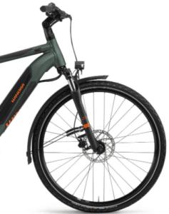 Présentation du vélo électrique Winora Yucatan I9 Men Shimano Alivio/Altus 9V 500 Wh 700 mm