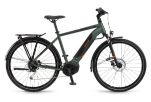 Présentation du vélo électrique Winora Yucantan I9 Men Shimano Alivio/Altus 9V 500 Wh 700 mm