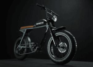 vélo électrique Super 73 S2 bleu