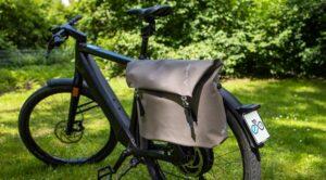 Sacoche vélo électrique affaire