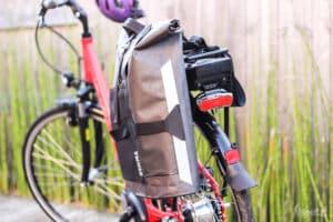 Sacoche vélo électrique