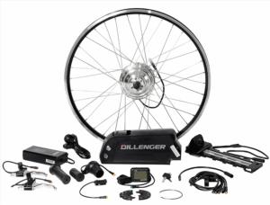 Kit vélo électrique pour montage
