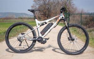 Kit vélo électrique complet