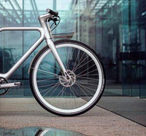 Roues du vélo Angell Bike