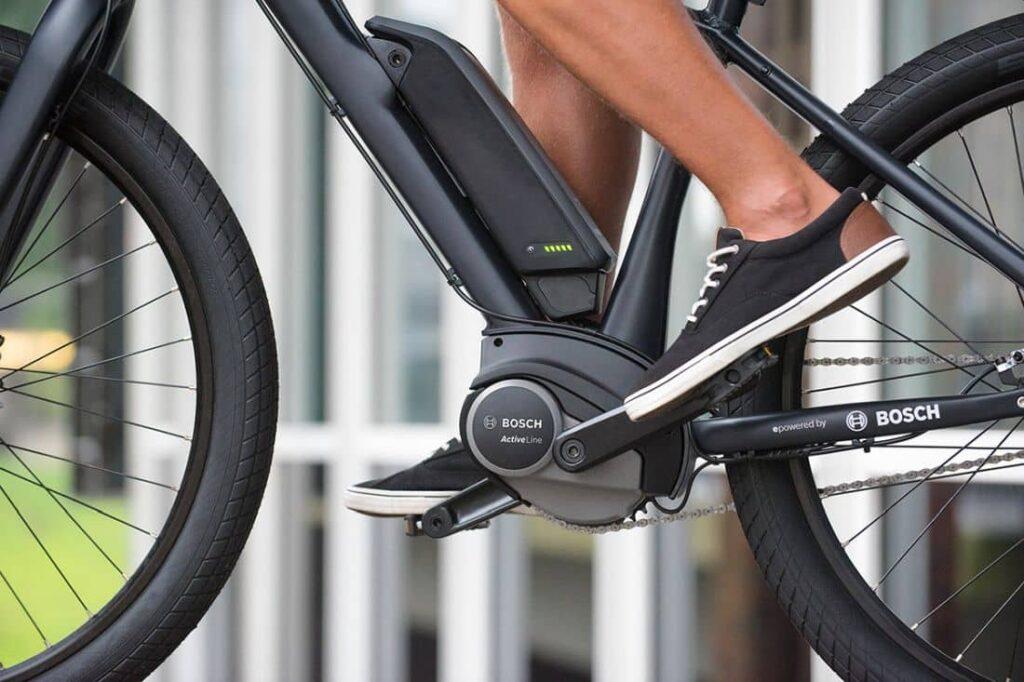 Niveaux d'assistance et puissance du moteur de vélo électrique