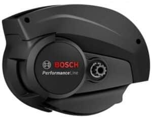 moteur pour VAE Bosch Performance Line noir