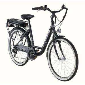 """Vélo de ville électrique WAYSCRAL Everyway E300 28"""" Noir"""