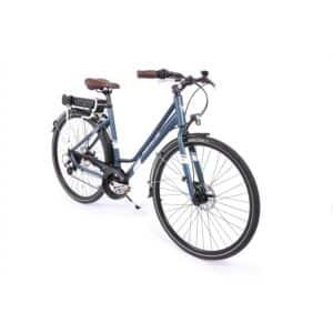 """Vélo électrique WAYSCRAL Hybrid Powered by MICHELIN 28"""" Bleu"""
