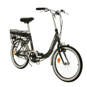 """Vélo électrique pliant WAYSCRAL Takeaway E50 20"""" Noir"""