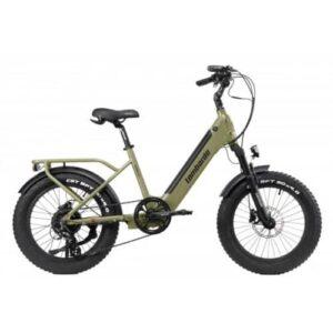 Vélo électrique Lombardo Aurelia Vert