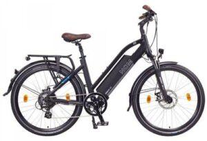 """NCM Bikes Milano Noir - 26"""", Vélo électrique trekking, Moteur 250W, Batterie Batterie 48V 13Ah 624Wh"""