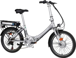 Vélo SCRAPPER E-COMPACT